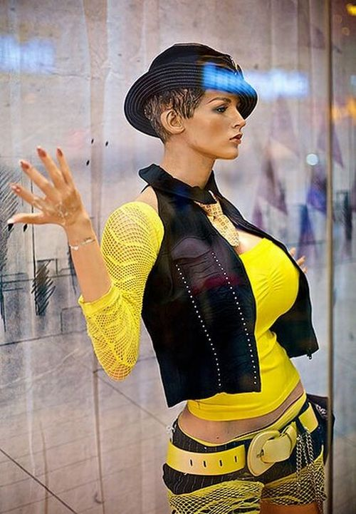 Sexy mannequins (10 pics)