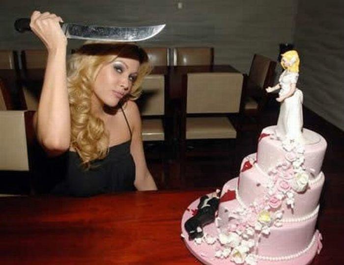 Divorce Cakes (30 pics)