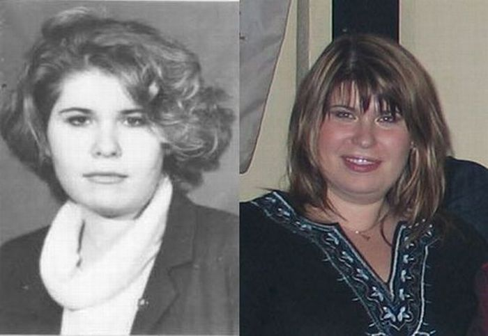 20 years after (18 pics)