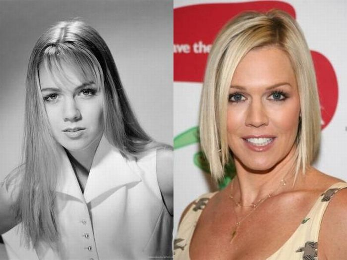 Beverly Hills 90210. Then and Now  (13 pics)
