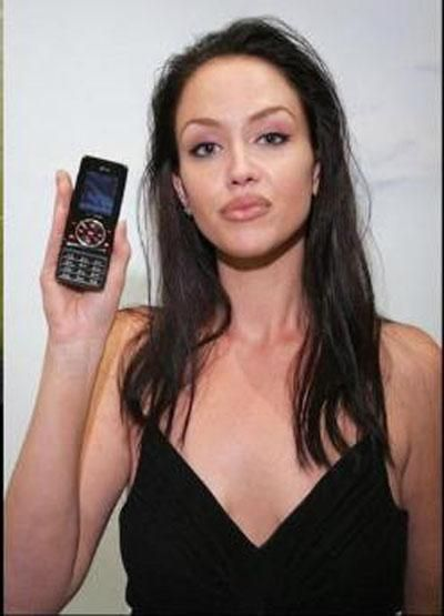 Tiffany Claus - Angelina Jolie look-alike (18 pics)
