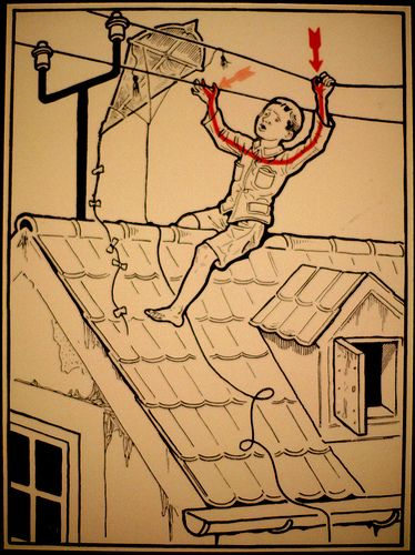 30 ways to die of electrocution (30 pics)