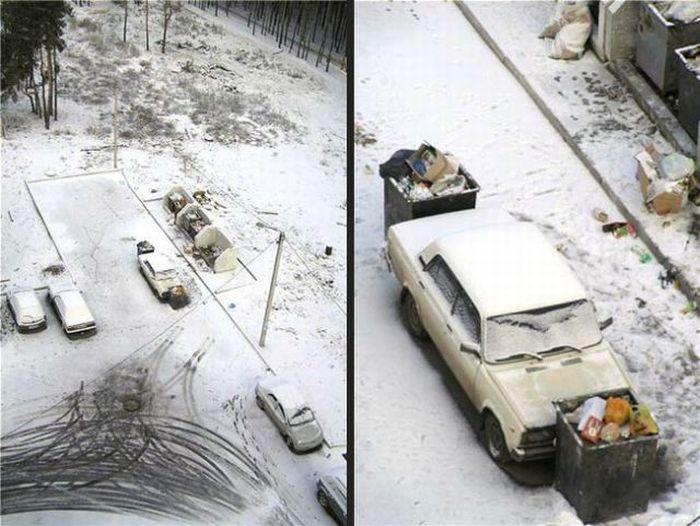 Parking Fail (42 pics)