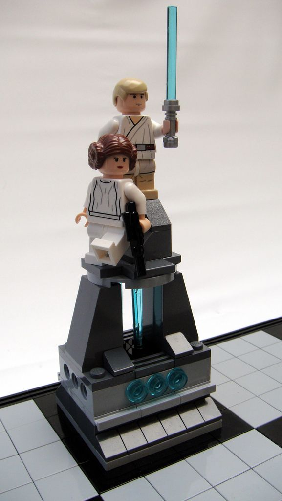 Star Wars Chess (52 pics)