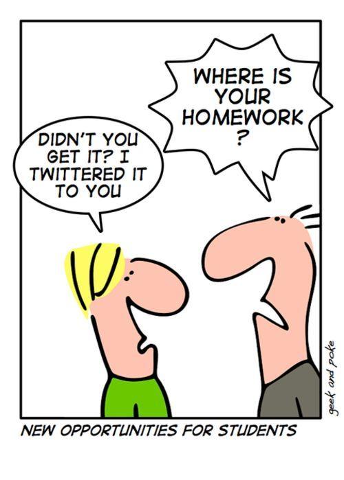 Funny Twitter Comics