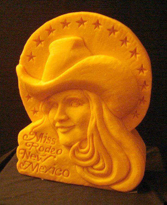 Amazing cheese sculptures (24 pics)