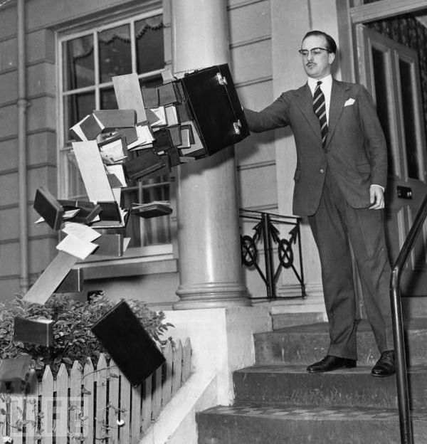 Crazy inventions of the past (30 pics)