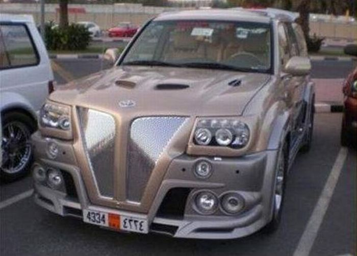 Crazy Modified Cars (45 pics)