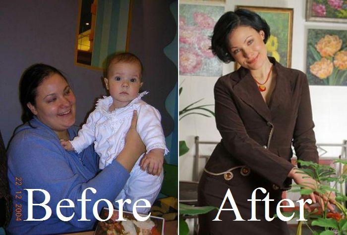 Slimming Success Story (27 pics)