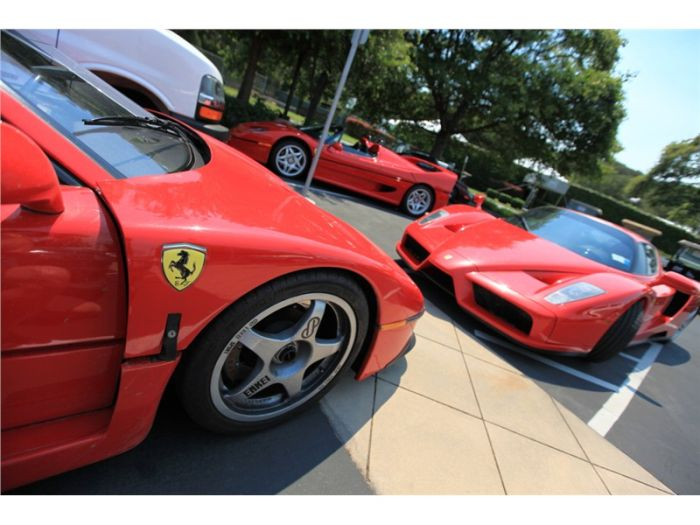 Ferrari Drivers Once Again (8 pics)