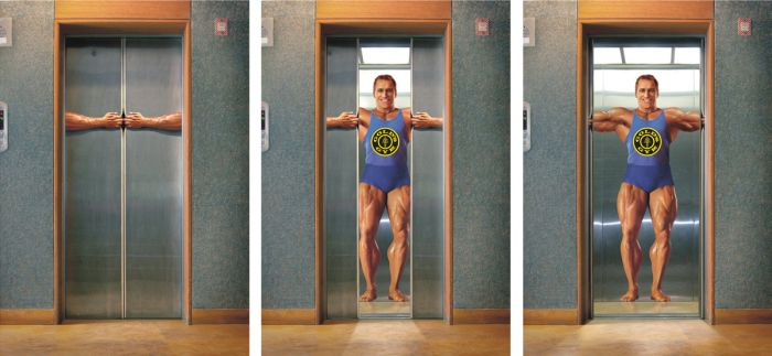 The Best Gym Ads (90 pics)