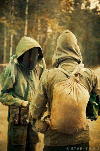 S.T.A.L.K.E.R. - Shadow of Chernobyl in the real life (84 pics)