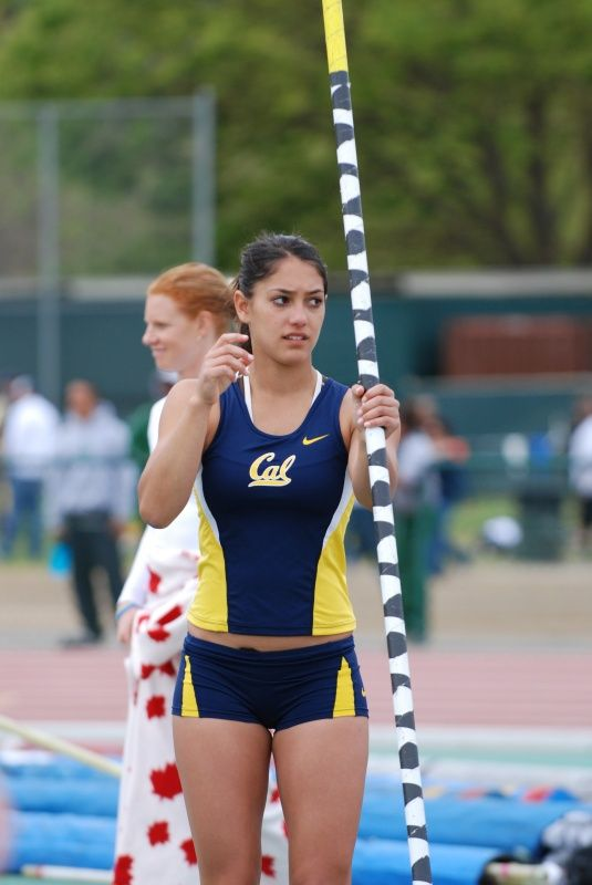Allison Stokke - the hottest female athlete (33 pics)
