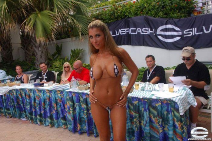 конкурс бикини порно фото
