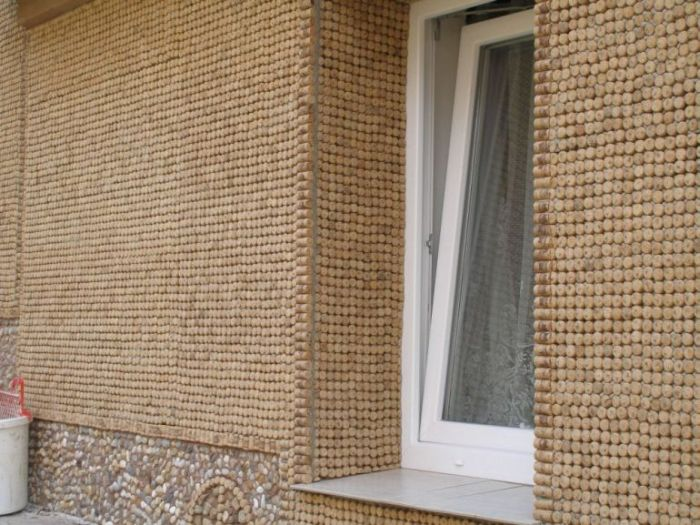 House Made of Corks (10 pics)