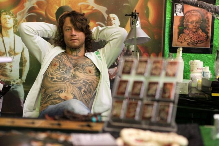 London Tattoo Convention 2009 (15 pics)