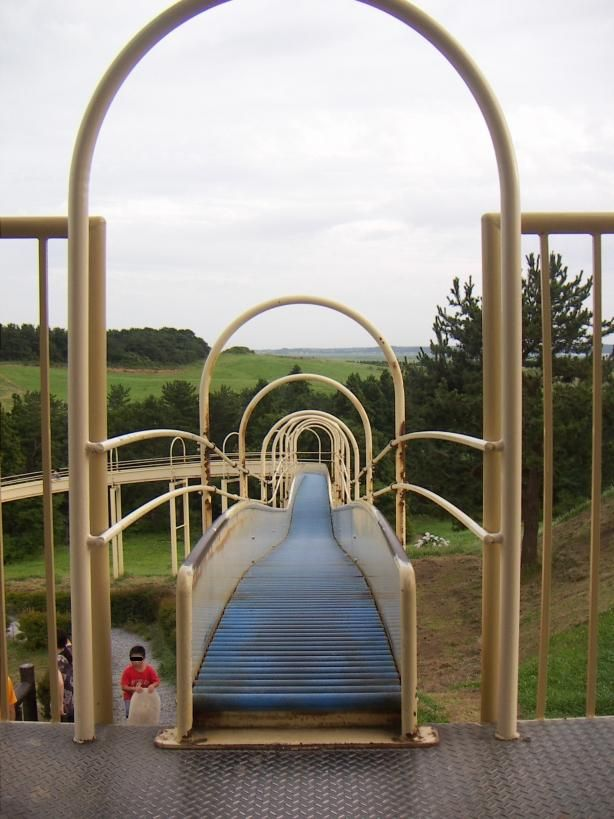 The Largest Playground Slide (6 pics)