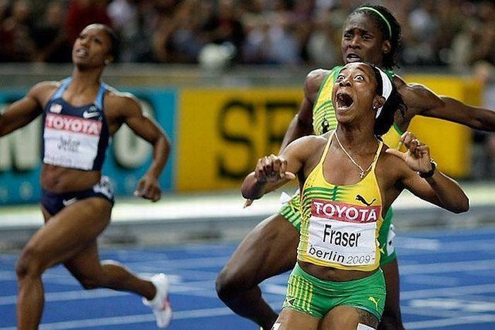 Best Sport Photos Of 2009 (58 pics)