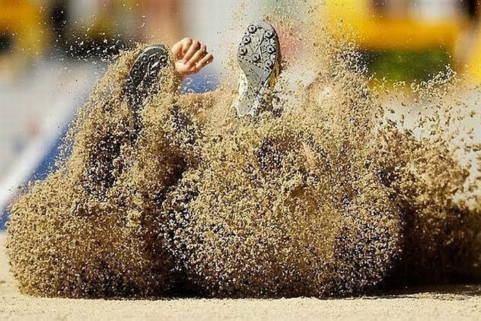 Best Sport Photos Of 2009 (58 pics)