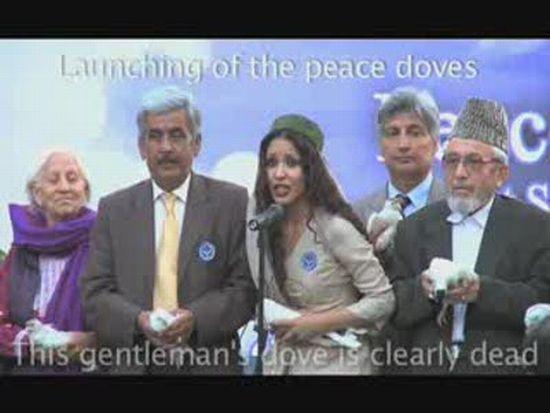 Peace Dove Fails (2 videos)