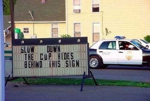 Funny Modified Signs (24 pics)