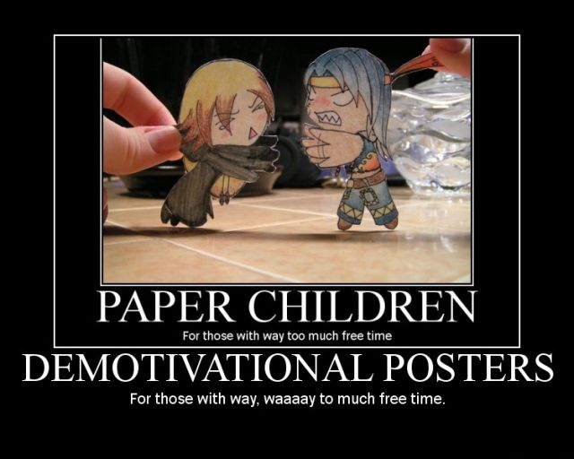 Funny Demotivational Posters (60 pics)