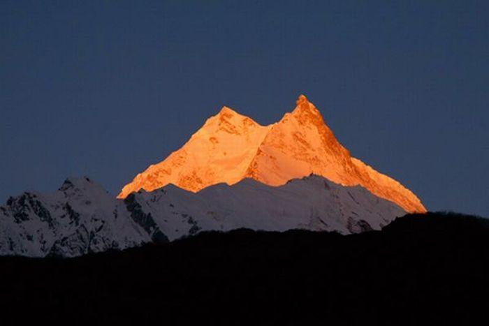 Mount Everest (7 pics)