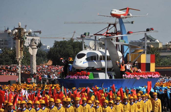 China celebrates 60 years (50 pics)