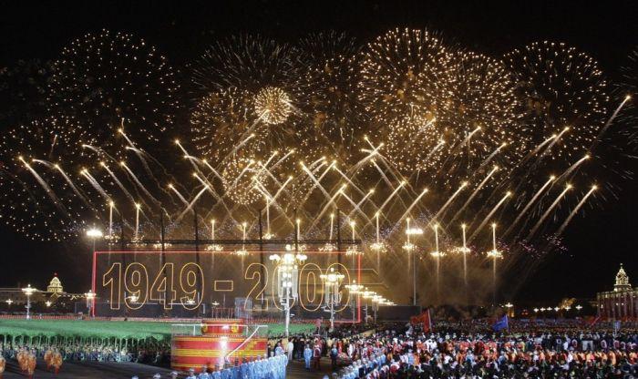 China celebrates 60 years (50 pics)
