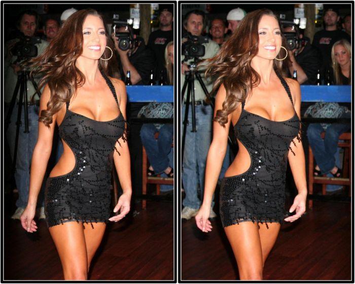 Miss Bikini USA 2008 in 3D (25 pics)