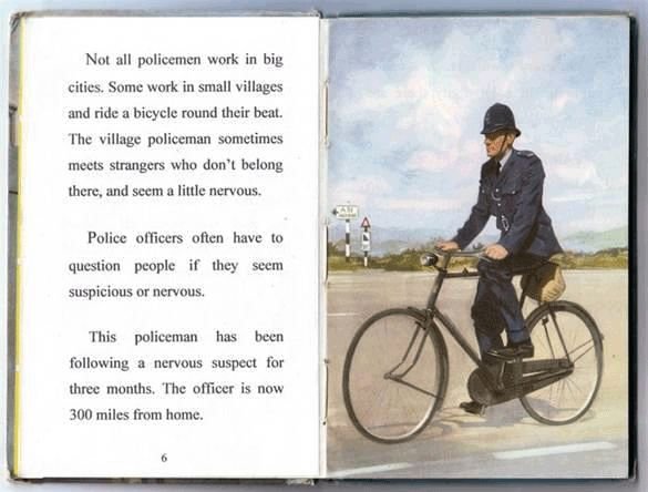 People at Work - The Policeman (14 pics)