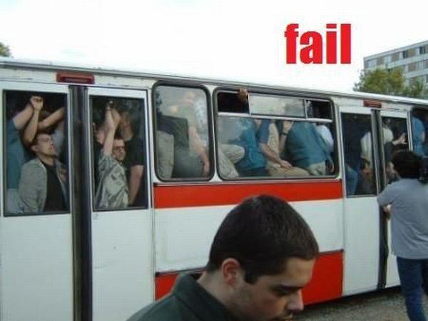 Epic Fails. Part 2 (65 pics)