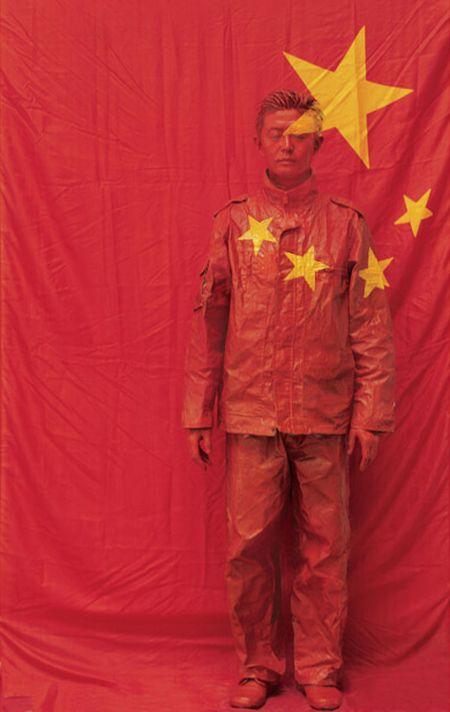 The invisible man Liu Bolin (18 pics)
