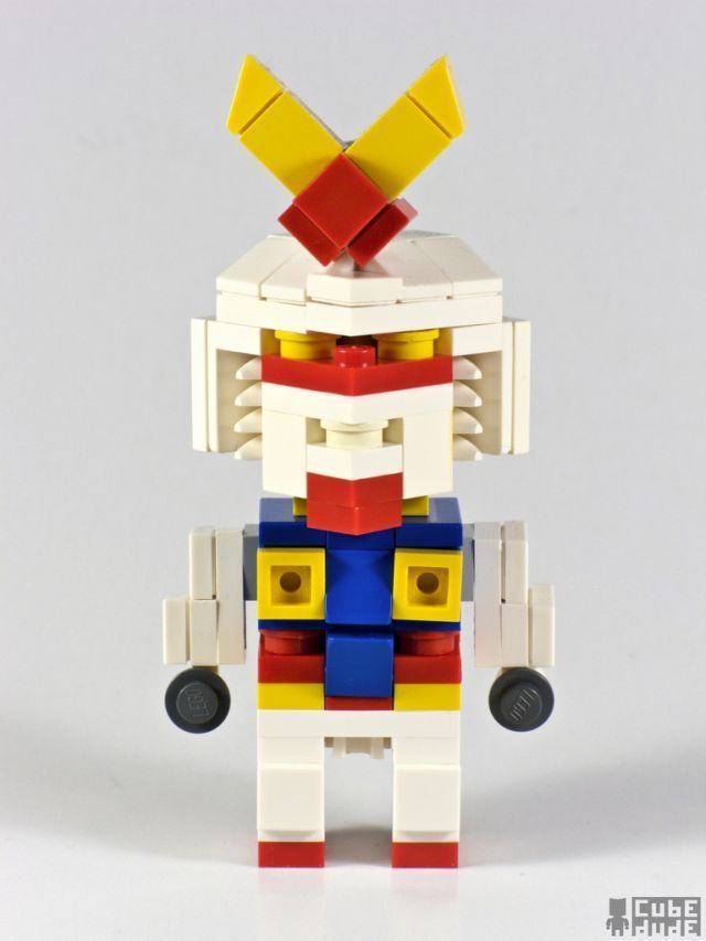 Movie Characters Made With Lego (12 pics)