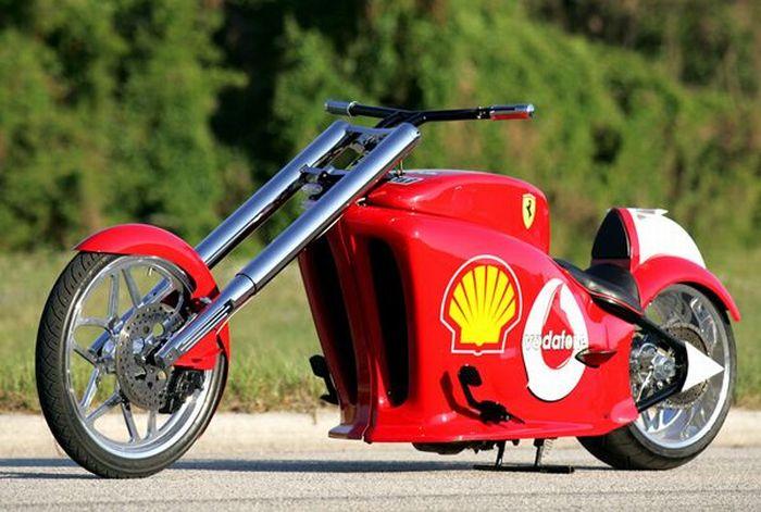 Ferrari Chopper (14 pics)