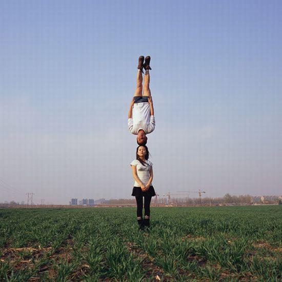 Free Falling By Li Wei (60 pics)