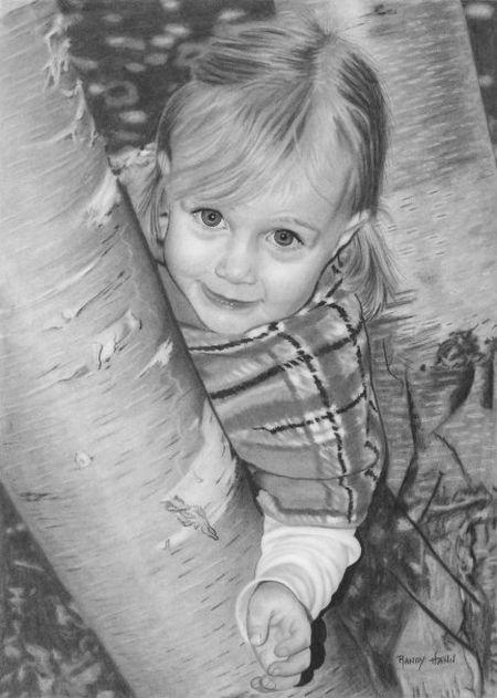Pencil Drawings By Randy Hann (28 pics)