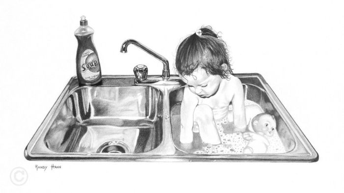Pencil Drawings By Randy Hann (28 pics)