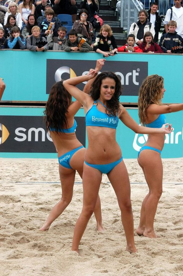 Apologise, beach volleyball sand bikini opinion you