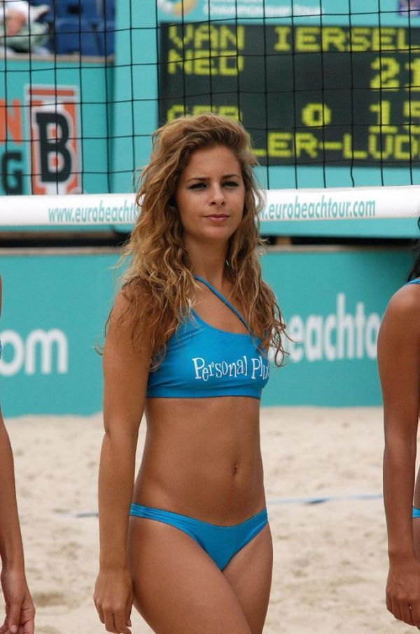 Fantasy)))) thank beach volleyball sand bikini