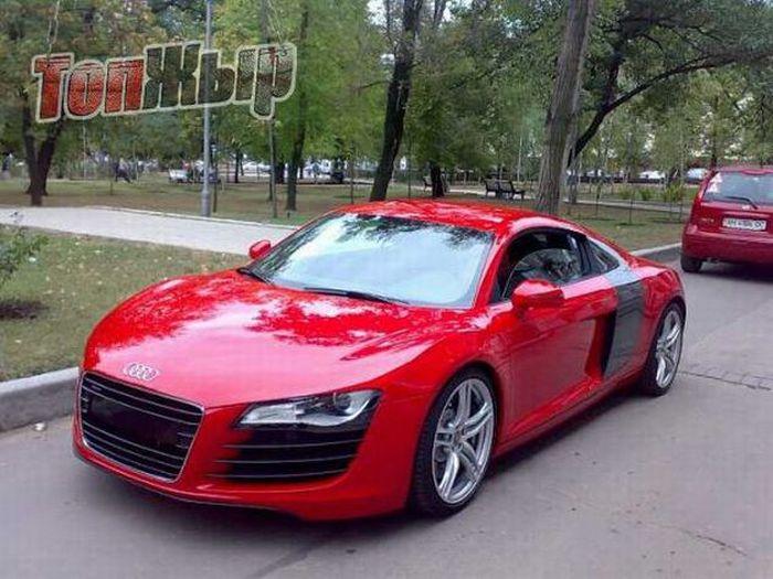 Supercars OF Ukraine (100 pics)