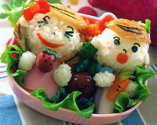 Another Compilation Of Creative Lunches (75 pics)