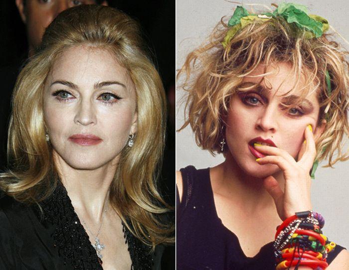 80s Sex Symbols. Then And Now (13 pics)