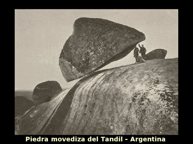 Unusual Rocks Around The World (36 pics)