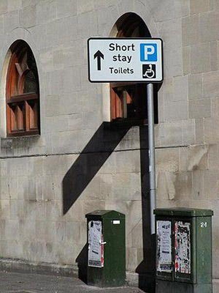 Funny Toilet signs (26 pics)