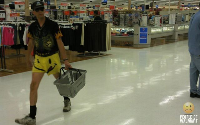People Of Wal-Mart. Part II (96 pics)