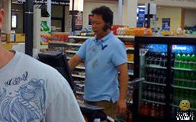 People Of Wal-Mart. Part II (96 pics)