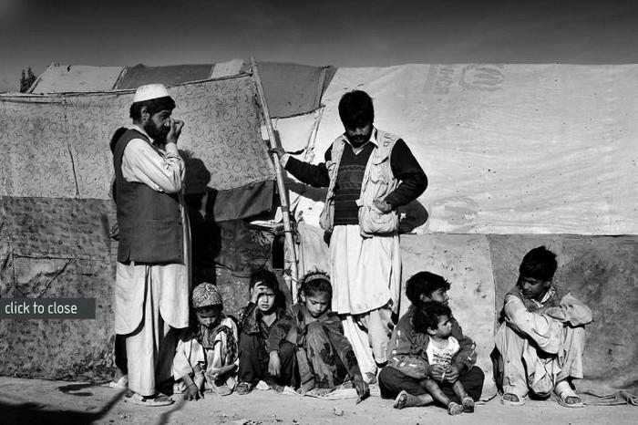 Angelina Jolie In Afghanistan (21 pics)