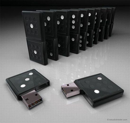 Creative Flash Drives (72 pics)