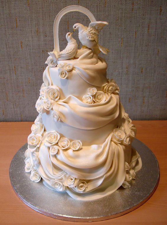 The most beautiful wedding cakes 35 pics junglespirit Choice Image